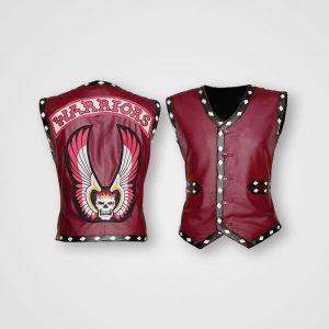 Warriors Leather Vest