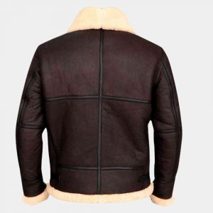 B3 Bomber Leather Jacket