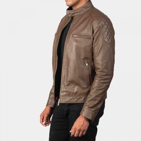 Cafe Racer Style Jacket