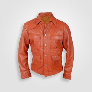 American Made Leather Jacket