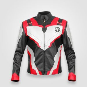 Avengers Endgame Leather Jacket