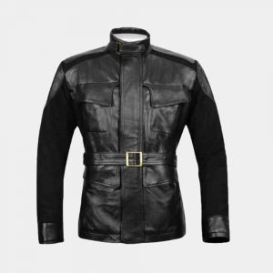 Nick Fury Leather Jacket