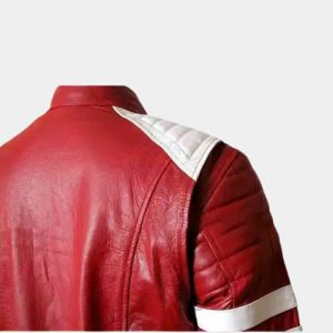 tyler durden leather jacket